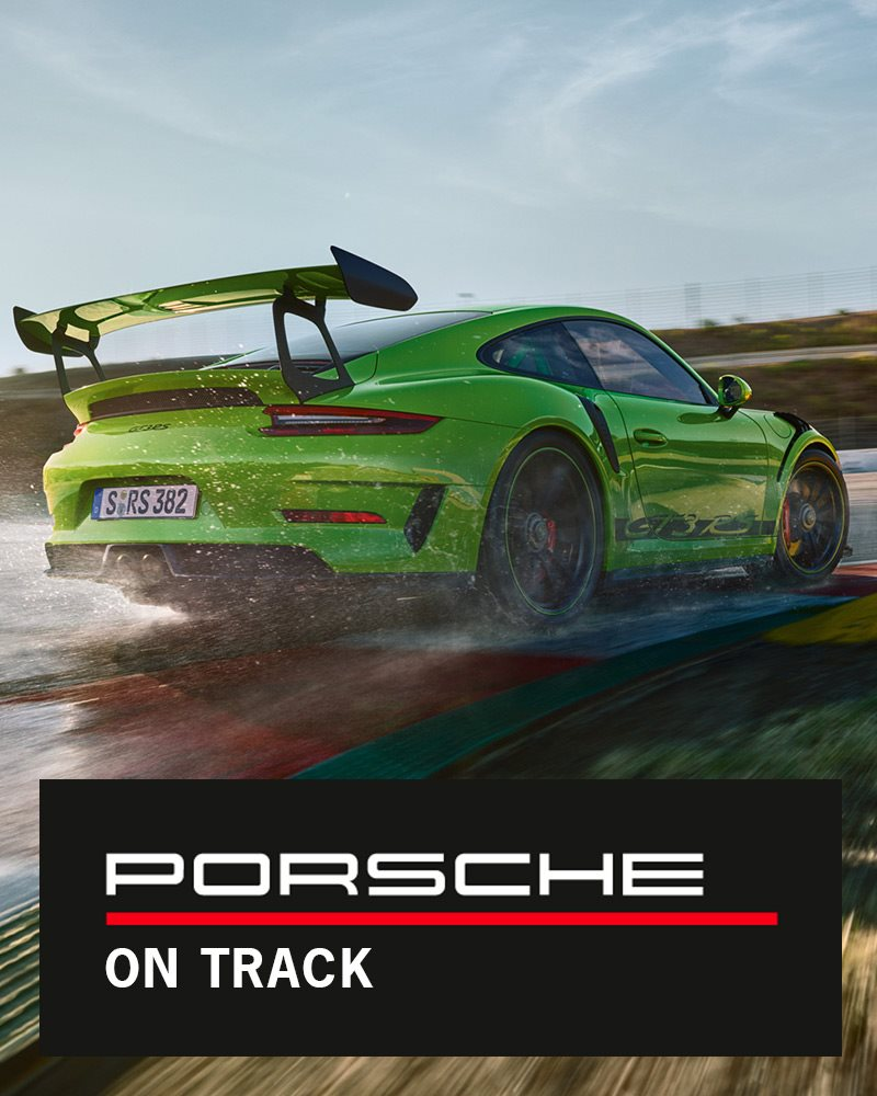 Porsche On Track <br> Ring Knutstorp den 22. september 2020