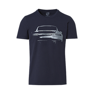 Collector's t-shirt - 911 Turbo S, unisex