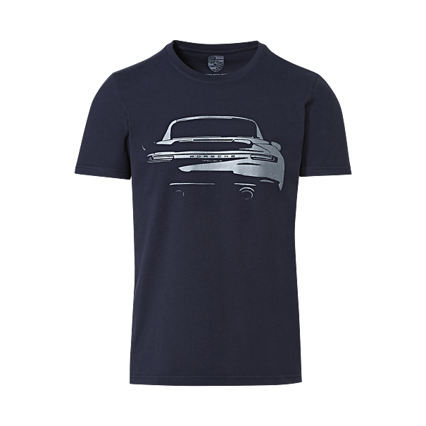Collector\'s t-shirt - 911 Turbo S, unisex