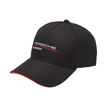 Porsche Motorsport cap - sort